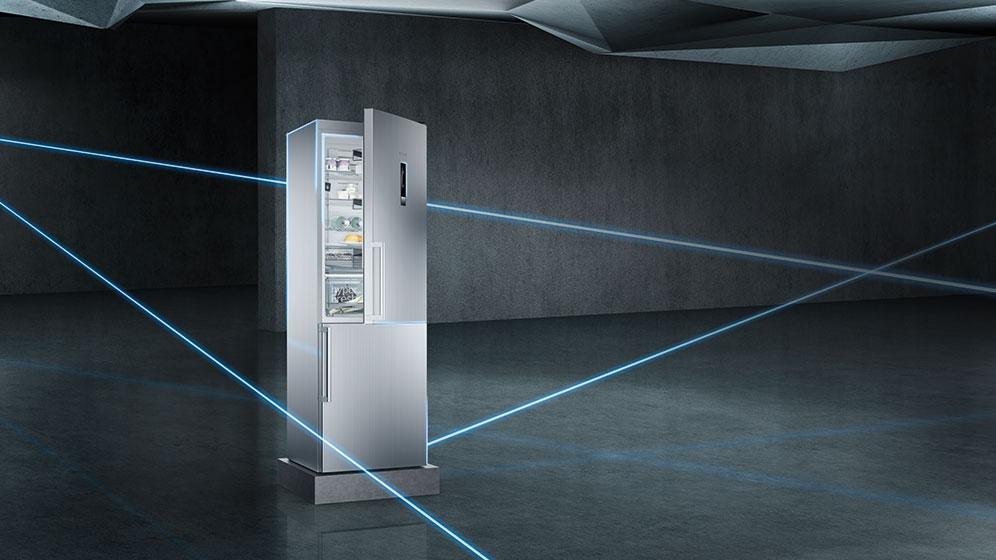 Siemens Kühlschrank In Betrieb Nehmen : Siemens kühlschrank mit home connect moderne haushaltsgeräte