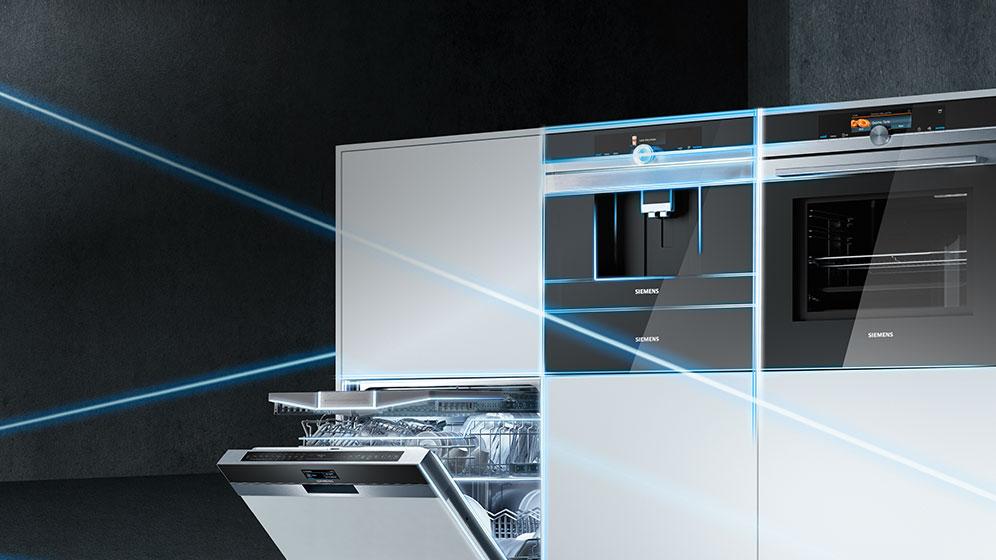 Siemens Kühlschrank Wlan : Siemens kühlschrank mit home connect moderne haushaltsgeräte